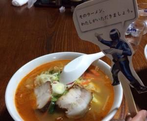 六ちゃん担々麺